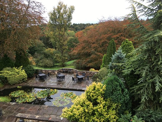 Kinver, UK: Gorgeous grounds