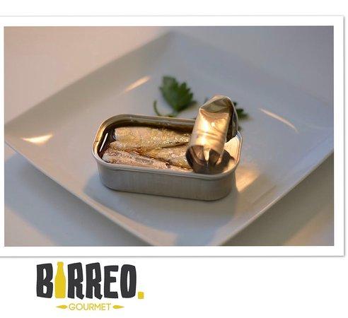 Birreo Gourmet: Sardinilla gallega
