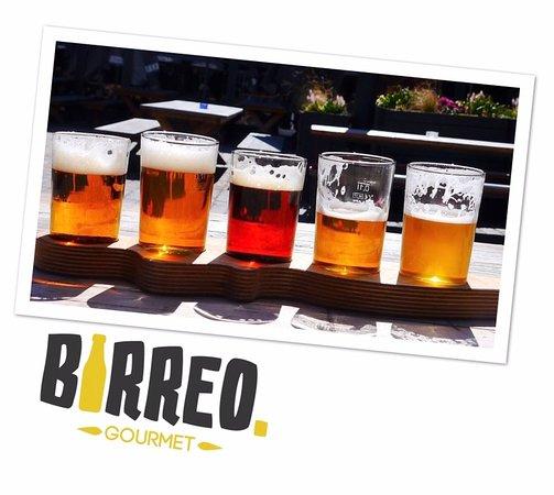 Birreo Gourmet: Que rico las birras
