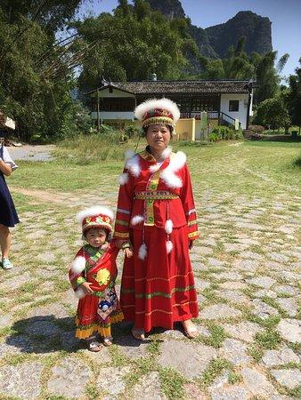 Yangshou and local region