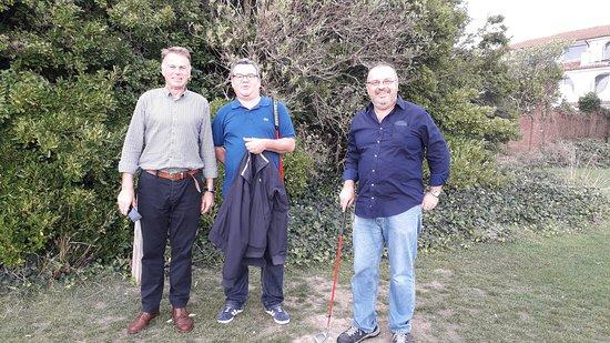 Brighton and Hove, UK: Four oldies in Brighton