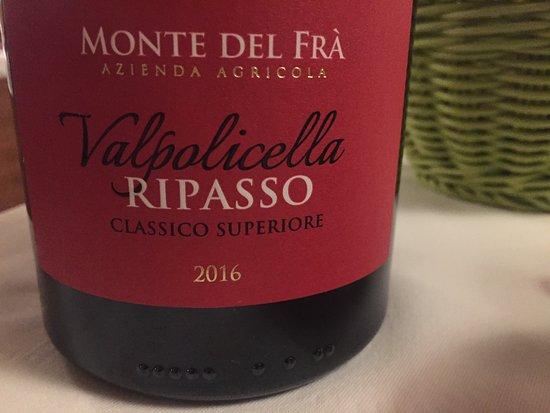 La Taverna dei Fori Imperiali: un vin à déguster ... doux et agréable