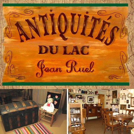 Antiquites du Lac Jean Ruel
