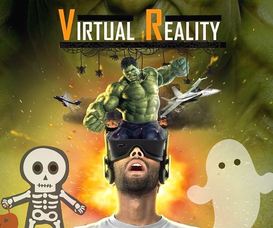 Virtual Reality Lounge Infusion Edutainment