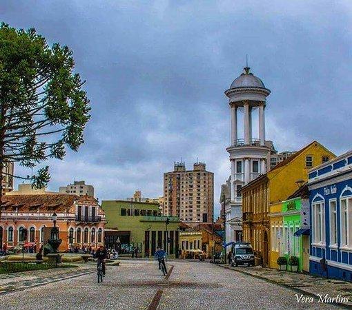Centro Historico de Curitiba