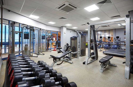 DoubleTree by Hilton Coventry: Health club