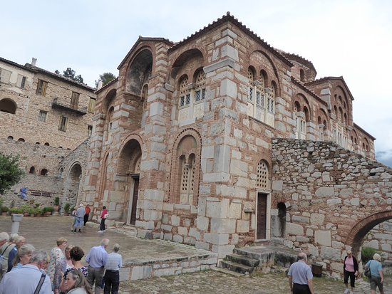 Distomo, Grecja: Hosios Loukas cathedral