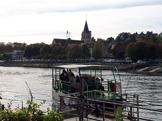 Andresy, Frankreich: Île Nancy