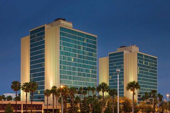 Doubletree By Hilton At The Entrance To Universal Orlando Orlando