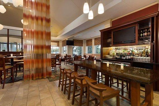 Hilton Garden Inn Chicago / Oakbrook Terrace : Restaurant