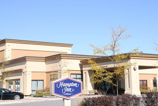 Hampton Inn Napanee-Ontario