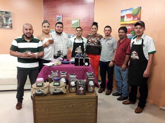 San Rafael del Norte, Nicaragua: Grower's Coffee Club