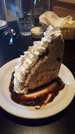 Hailey, ID: Yummy mud pie.