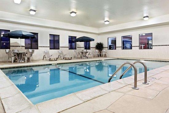 Hampton Inn Ottawa Starved Rock Area : Pool