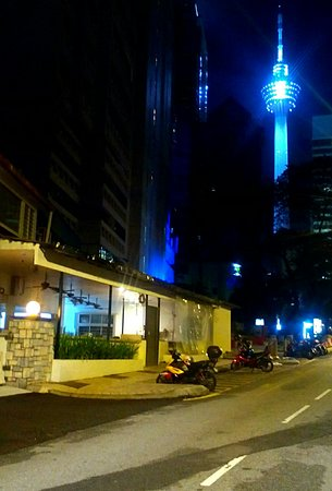 Another iconic tower in KL!