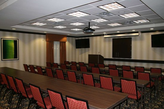 แคตูซา, โอคลาโฮมา: Meeting Room