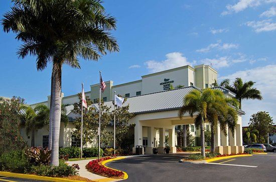Homewood Suites Ft. Lauderdale Airport & Cruise Port Hotel