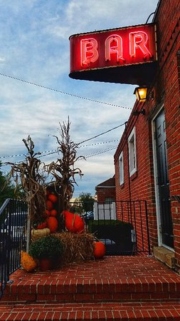 Southampton, NJ: Fall Decorations, Great Pasta, dry grouper.