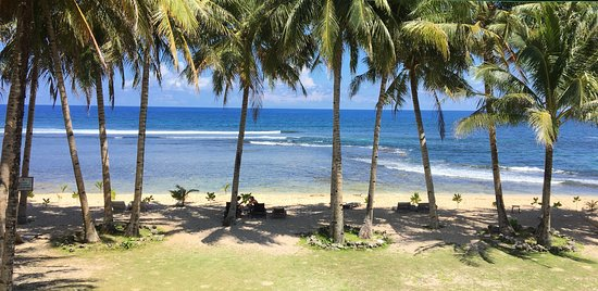 San Isidro, Philippines: Beautiful view from room
