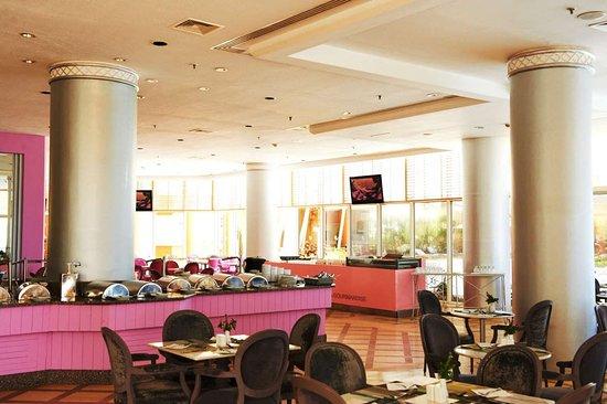 Hilton Hurghada Plaza: Restaurant