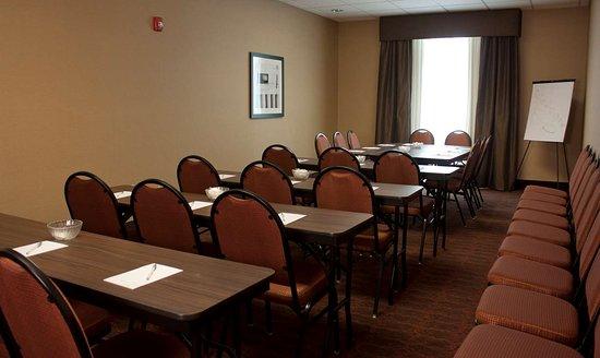 Hampton Inn Burlington: Meeting Room