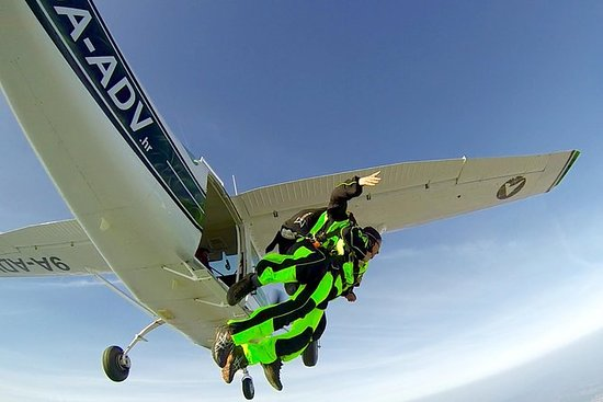 Skydiving Croatia - Zagreb