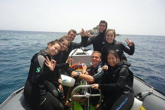 Kvalificeret dykker 1 Tankdyk i...