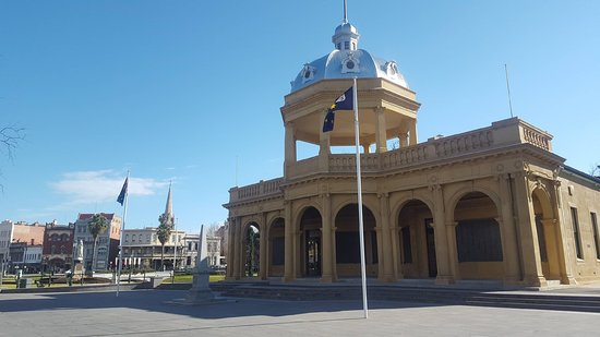 Bendigo, Australia: Recently Restored