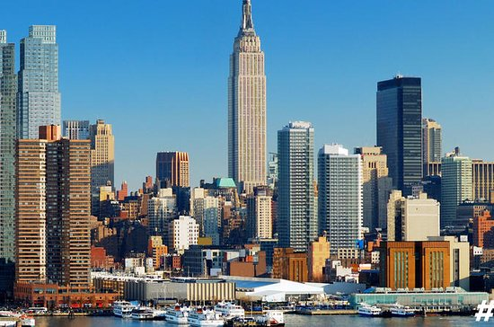 New York in One Day Guided Sightseeing Tour (353506063)