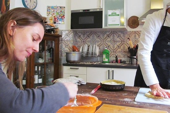 Sicilian Cooking Class in Palermo