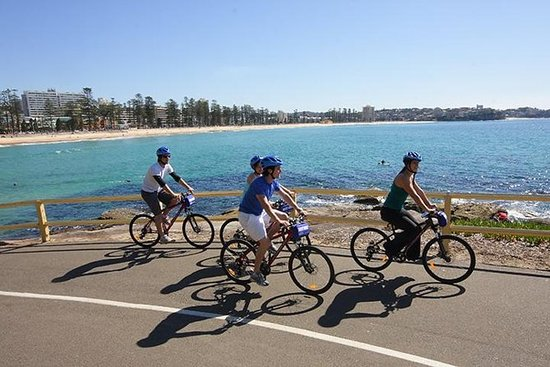 Manly Self Guided Bike Tour