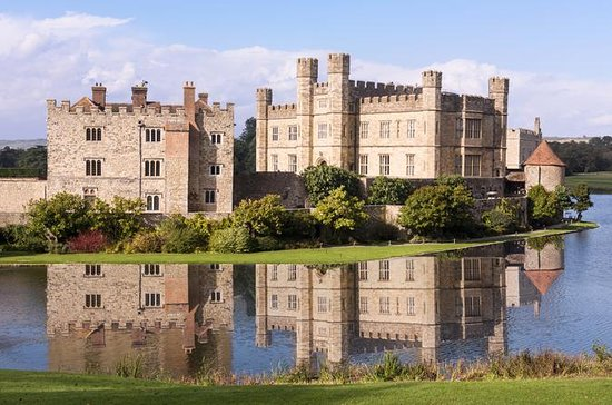 3-Day Leeds Castle, White Cliffs and...
