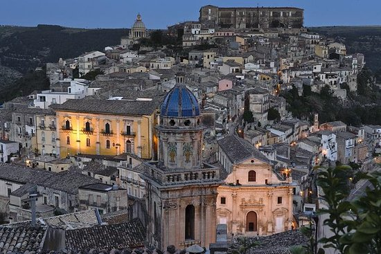 Ragusa Walking Tour