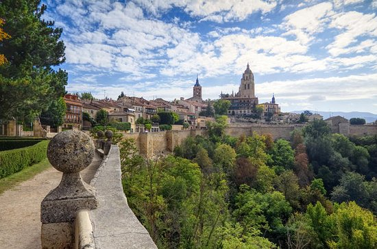 Segovia og Avila Guided Day Tour fra...