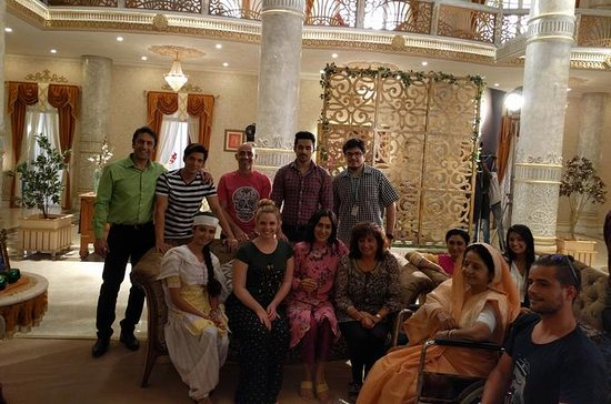 Full-Day Private Bollywood Tour med...