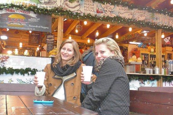 Visite du marché de Noël de Budapest