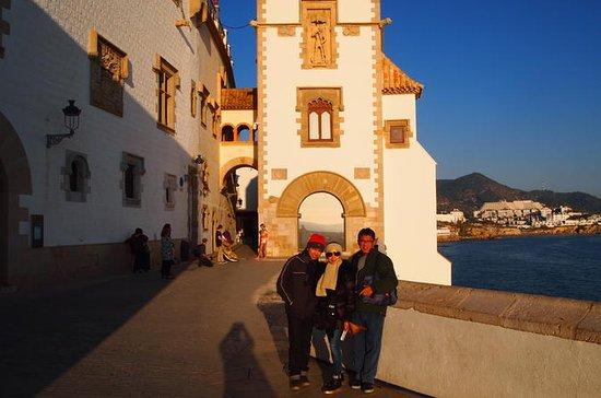 Montserrat och Sitges guidad ...