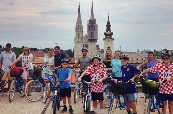 Ancient and New Zagreb Combo Bike Tour