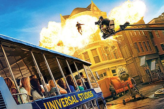 Universal Studios Hollywood - Ticket...
