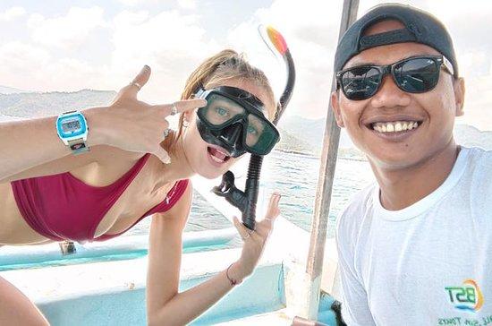Experiencia de snorkeling en Blue...