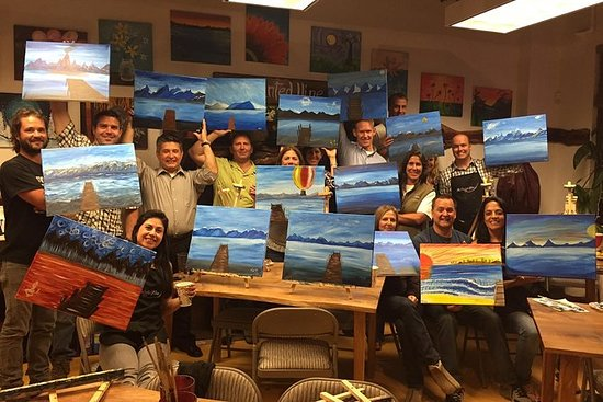 Truckee Painting Class