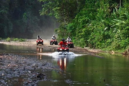 ATV Full-Day Tour in Jaco