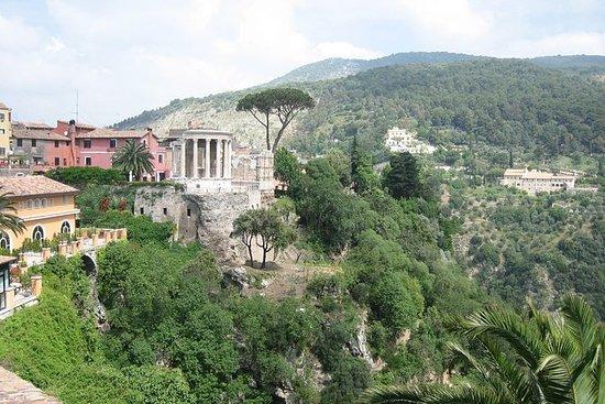 Entrada a Parco Villa Gregoriana en...