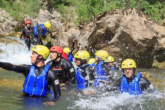 Basic Canyoning on Cetina River from...