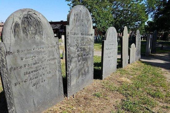 Historischer Salem Cemetery Walking...