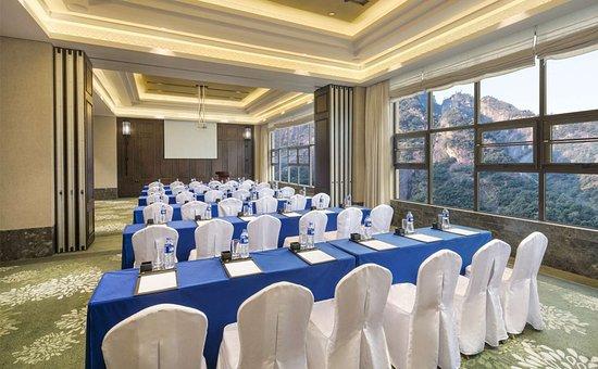 Shangrao, China: Meeting Room