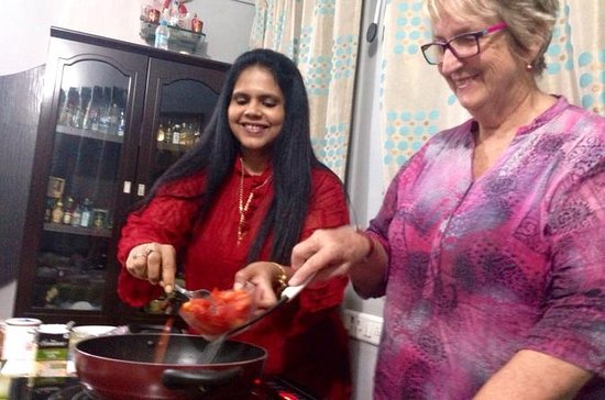 Private Cooking Class in Mumbai
