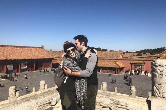 Tour privé classique de Pékin: Place...