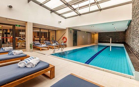 Hilton Gdansk: Pool