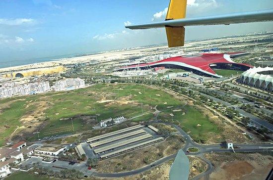 Excursión en hidroavión a Abu Dhabi...